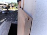 Elewacje drewniane - montaż deski elewacyjnej